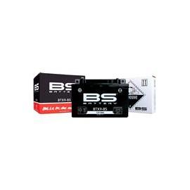 Batterie Bs Btx7a-Bs Sans Entretien Livrée Avec Pack Acide