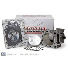 Kit Cylindre-Piston Cylinder Works Pour Honda Crf250r/X '04-09, 250Cc Ø78mm