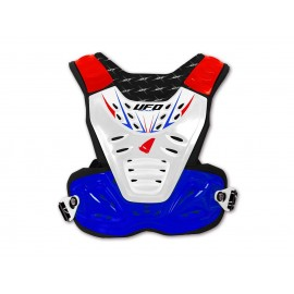Pare-pierre Reactor 2 Evo KID bleu/blanc/rouge