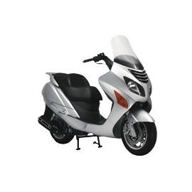 Scooters + de 125cm3